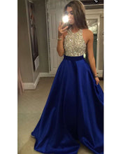 Afbeelding in Gallery-weergave laden, royal-blue-prom-ideas