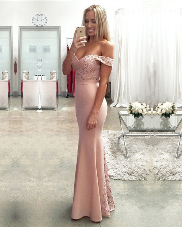 Bridesmaid-Dresses-Pink