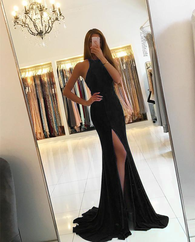 black-mermaid-dress