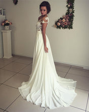 Afbeelding in Gallery-weergave laden, Wedding-Beach-Dresses