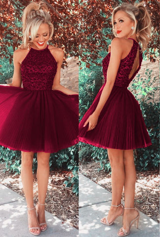 Image of burgundy-homecoming-dresses