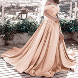 Evening-Dresses-Champagne
