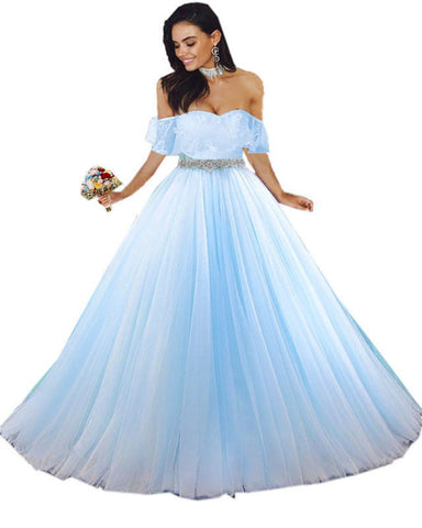 Image of baby-blue-quinceanera-dresses