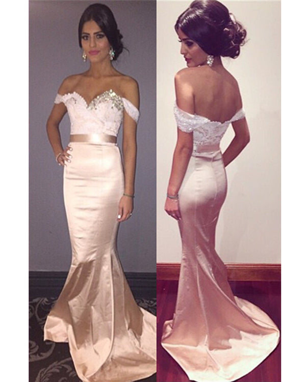 mermaid prom dresses 2018 uk