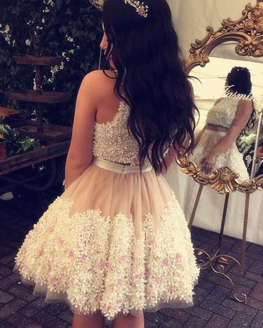 Image of Homecoming-Dresses-Two-Piece