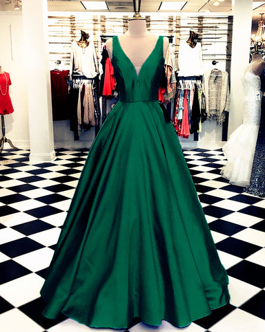 Image of Green Formal Dresses