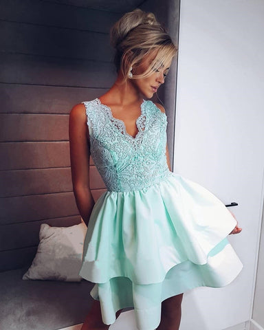 Image of Short-Homecoming-Dresses-2018