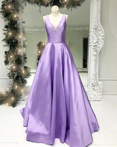 Image of Prom-Dresses-Lilac