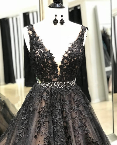 Image of Black-Ball-Gowns