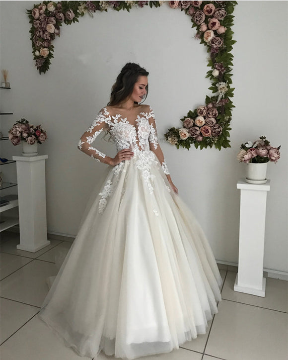 Wedding-Dresses-Ivory