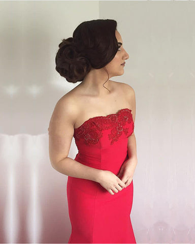 Image of Red-Prom-Dresses