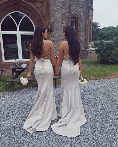 Image of Open-Back-Prom-Dresses-Mermaid-Formal-Gowns
