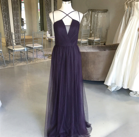Bridesmaid-Dresses-Purple