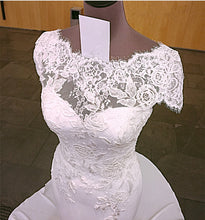 Afbeelding in Gallery-weergave laden, Wedding-Dresses-With-Sleeves