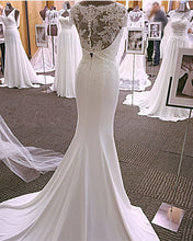 Afbeelding in Gallery-weergave laden, Mermaid-Wedding-Gowns