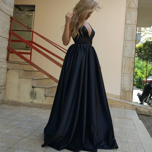 Black-Evening-Gowns