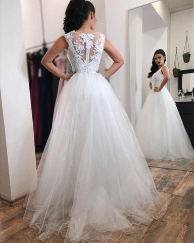 Image of Prom-Ball-Gown-Dresses