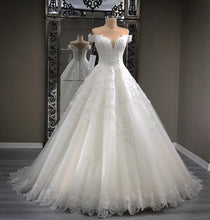 Load image into Gallery viewer, Elegant-Wedding-Dresses