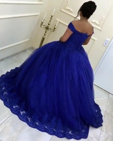 Image of Flowy-Wedding-Dresses-Ball-Gowns