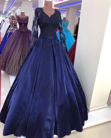 Image of long-sleeves-prom-dresses