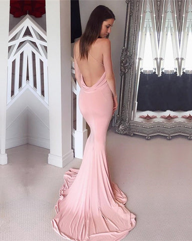 Image of pink-mermaid-prom-dresses