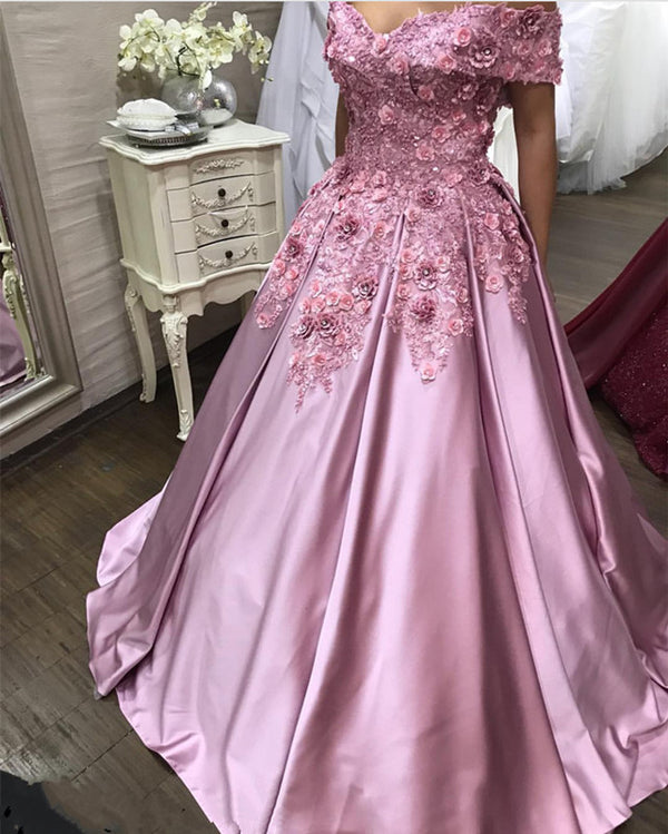 baby-pink-prom-dresses