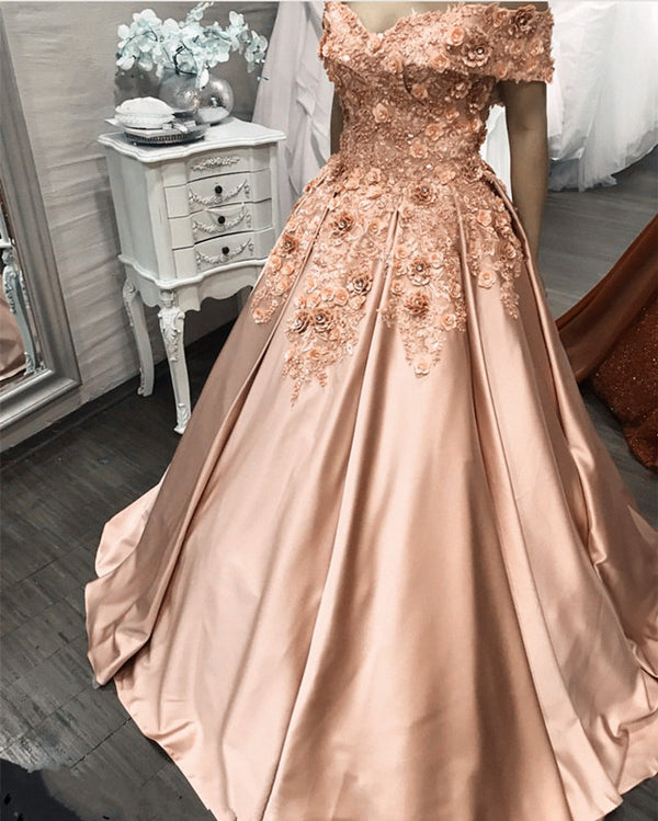 champagne-wedding-gowns