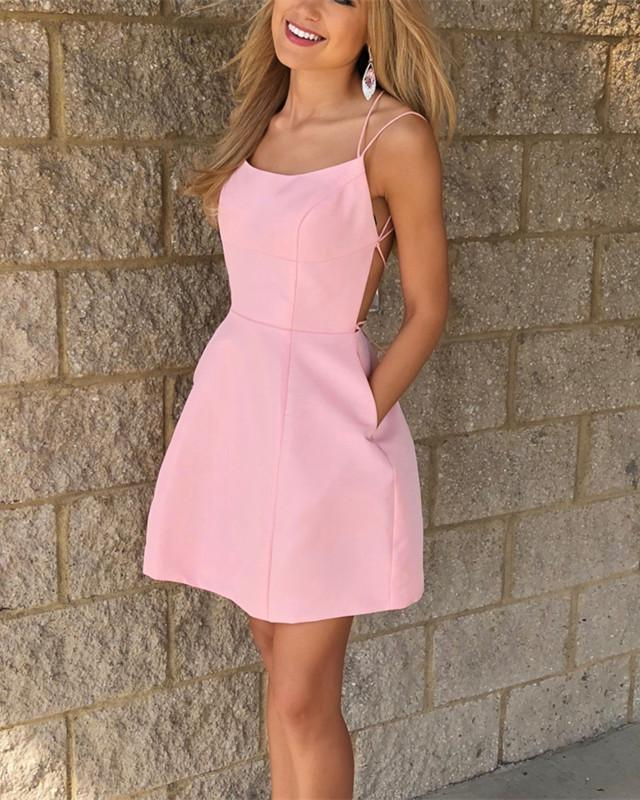 Short-Pink-Homecoming-Dresses-2018-Open-Back-Cocktail-Dresses