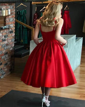 Afbeelding in Gallery-weergave laden, Elegant-Homecoming-Dresses-Short-Prom-Gowns
