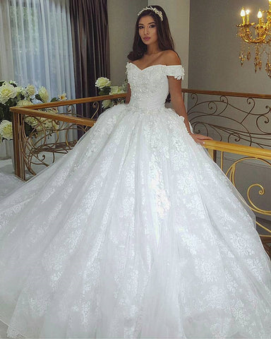 Image of organza ballgown dresses