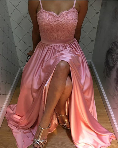 Image of pink-bridesmaid-dresses