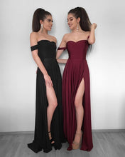Load image into Gallery viewer, chiffon-bridesmaid-dresses