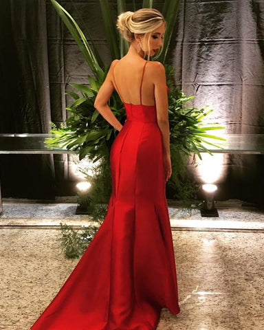 Image of Sexy-Long-Formal-Evening-Gowns-Mermaid-Prom-Dress