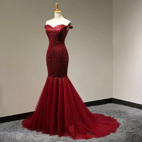 Image of sequin-evening-gowns