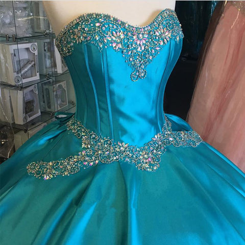 Image of sweetheart ballgown dresses