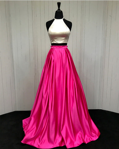 Image of Fuchsia-Prom-Dresses