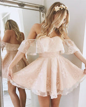 Load image into Gallery viewer, cute-prom-dresses