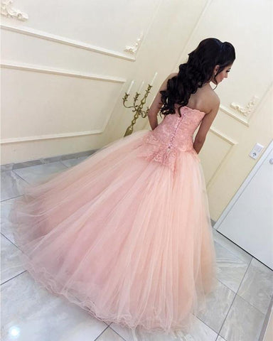 Image of Sweetheart-Quinceanera-Dresses