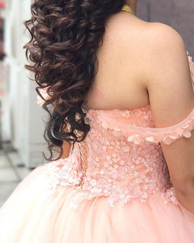 Image of Sweetheart-quinceanera-gowns