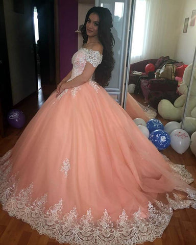 Image of Ball-Gowns-Quinceanera-Dresses