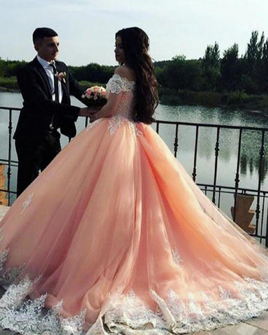 Image of Prom-Dresses-Ball-Gowns
