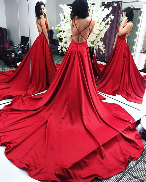 Long-Red-Prom-Dresses