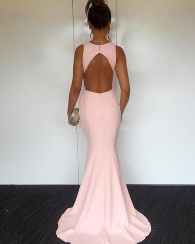 Image of Open-Back-Prom-Dresses