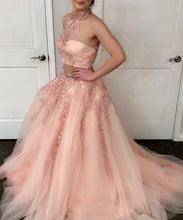 Load image into Gallery viewer, Blush-Ballgowns-Dresses