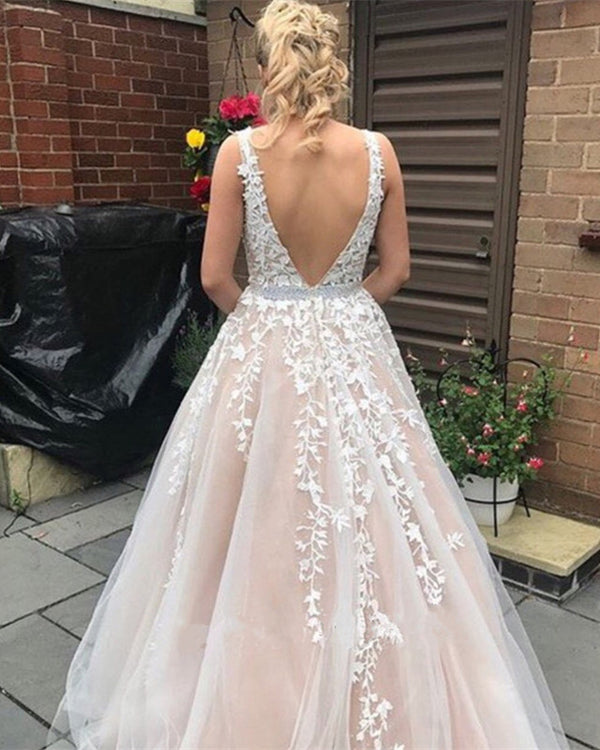 Champagne-Ball-Gown-Dresses