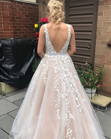 Image of Champagne-Ball-Gown-Dresses