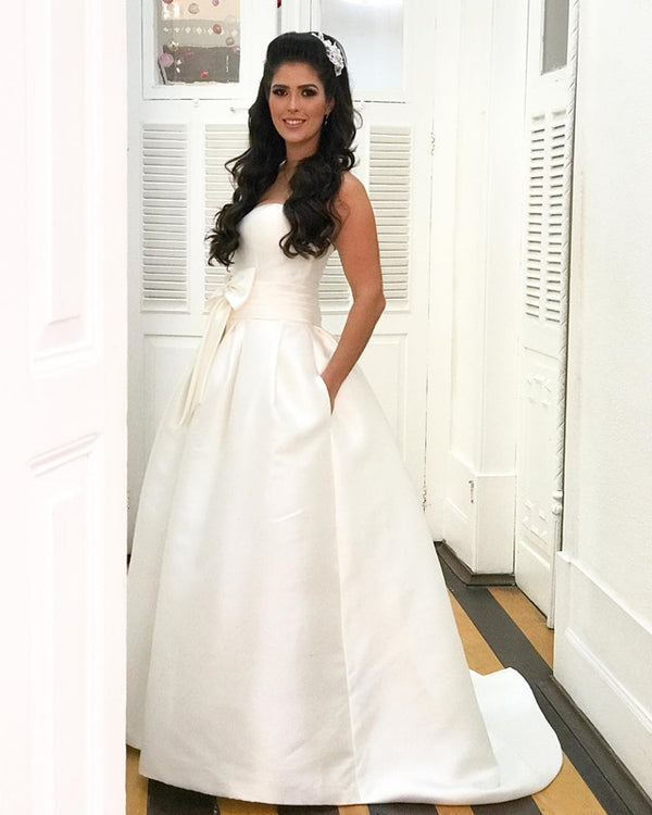 Princess-Wedding-Dress-For Bride
