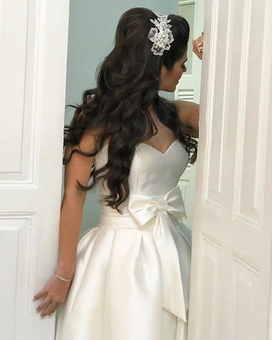 Image of Simple-Wedding-Dresses