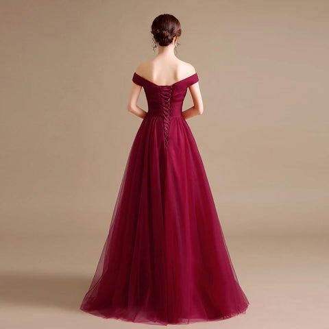 Image of long bridesmaid dresses