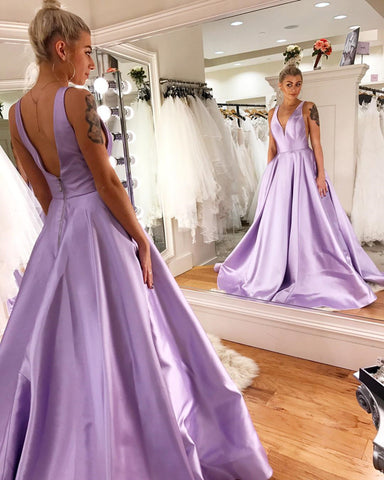 Image of Lilac-Prom-Dresses